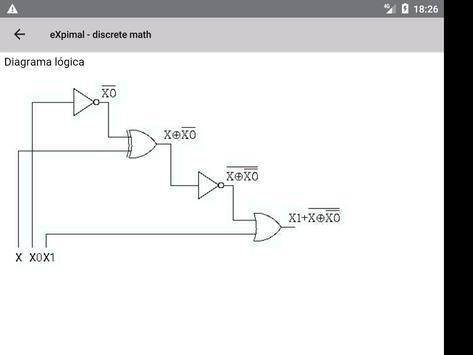 eXpimal - discrete math captura de pantalla 9