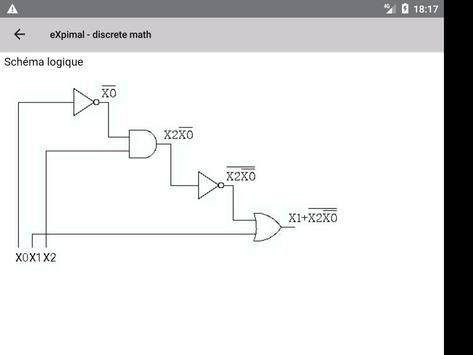 eXpimal - discrete math capture d'écran 13