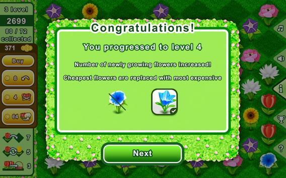 Bouquets screenshot 2