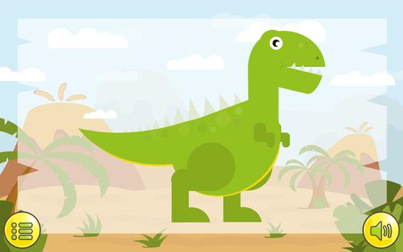Dino Puzzle screenshot 3
