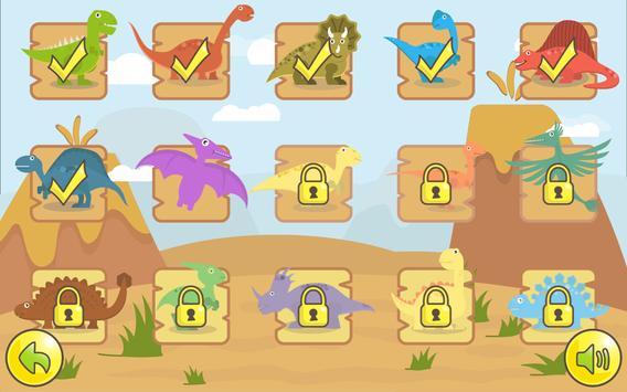 Dino Puzzle screenshot 6
