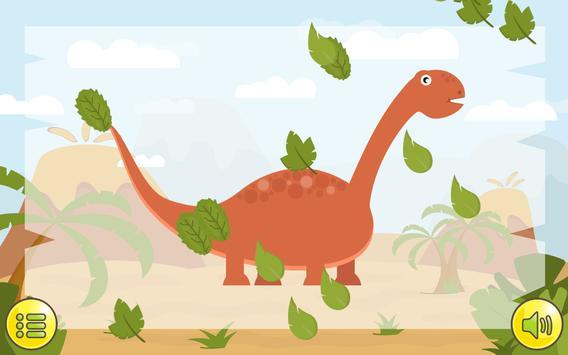 Dino  Çocuklar İçin Jigsaw Ekran Görüntüsü 13