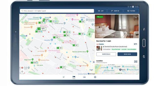 TravelSimply Avia screenshot 11