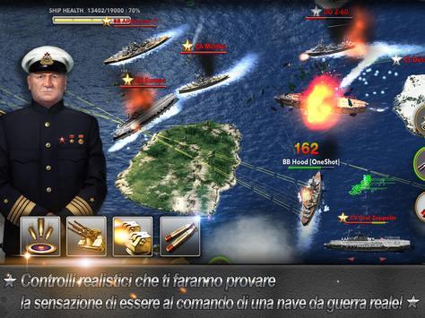 9 Schermata nave da guerra