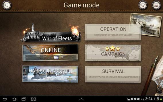 11 Schermata nave da guerra