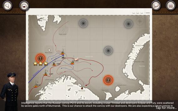 16 Schermata nave da guerra