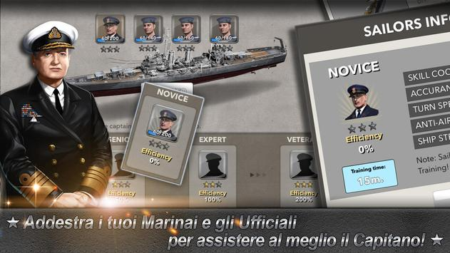 2 Schermata nave da guerra
