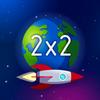Space Math-icoon