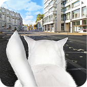 Cat In City Simulator icon