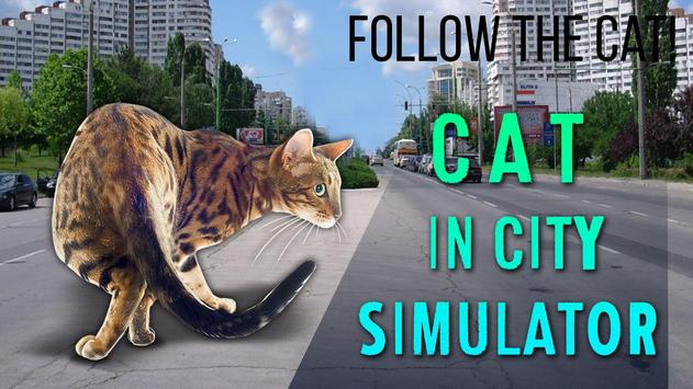 Cat In City Simulator screenshot 2