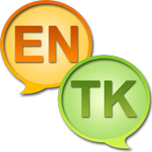 English Turkmen Dictionary icon