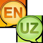 English Uzbek Dictionary icon
