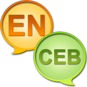 Cebuano English dictionary icon