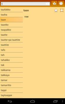 English Gawwada Dictionary screenshot 16
