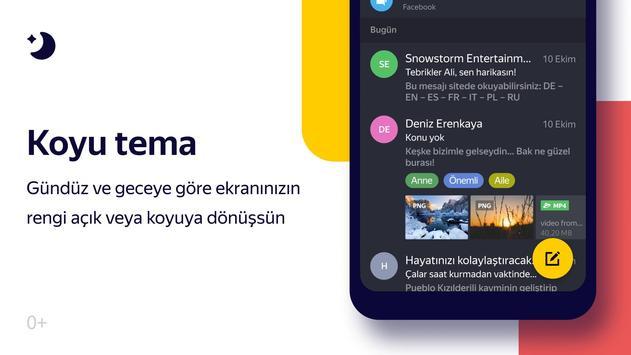Yandex.Mail gönderen