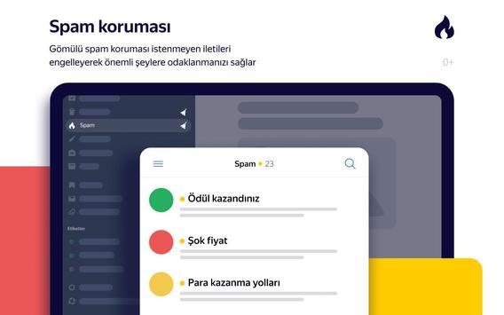 Yandex.Mail Ekran Görüntüsü 17