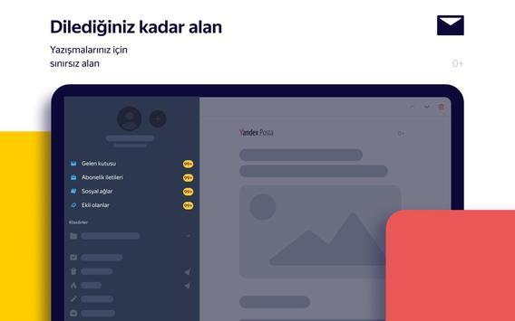Yandex.Mail Ekran Görüntüsü 19