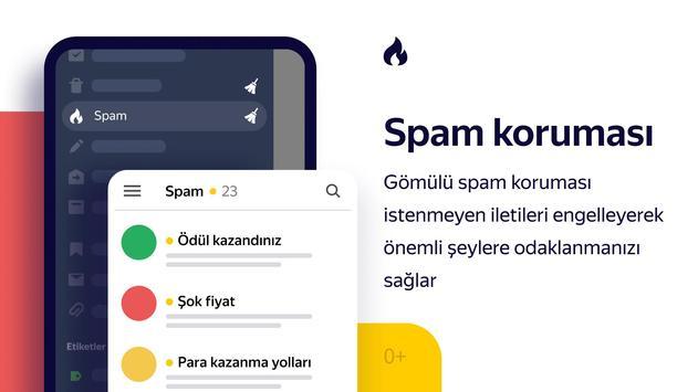 Yandex.Mail Ekran Görüntüsü 1
