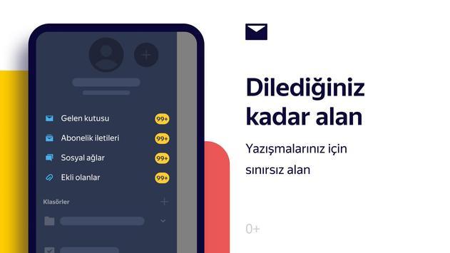 Yandex.Mail Ekran Görüntüsü 3