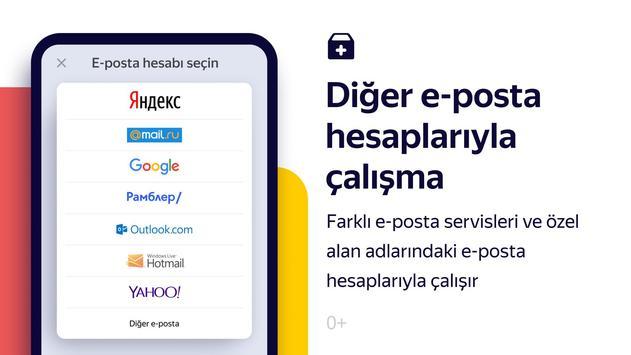 Yandex.Mail Ekran Görüntüsü 5