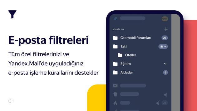 Yandex.Mail Ekran Görüntüsü 6