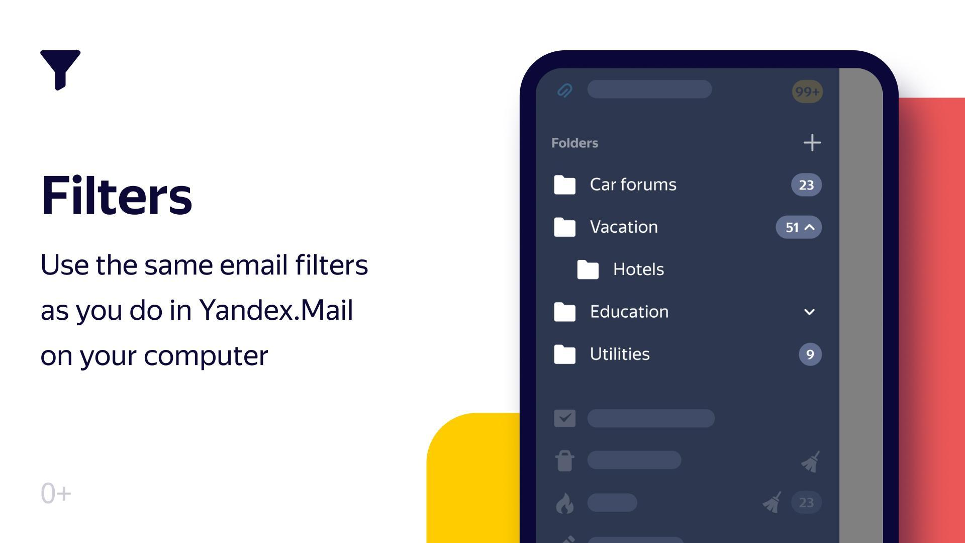 Yandex Mail for Android - APK Download