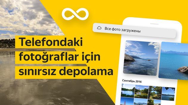 Yandex.Disk gönderen