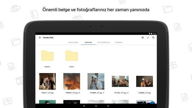 Yandex.Disk Ekran Görüntüsü 5