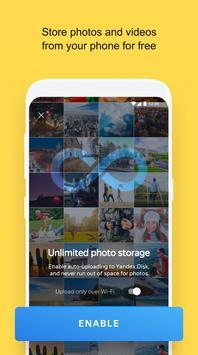 Yandex.Disk 海报