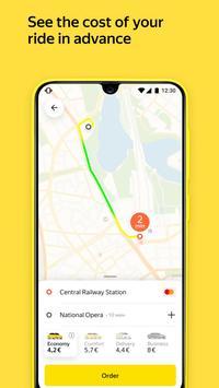 Yandex Go Ekran Görüntüsü 1