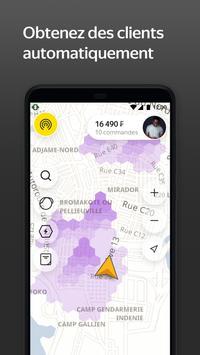 Taximeter capture d'écran 2