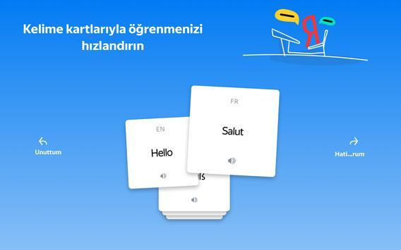 Yandex.Çeviri: çeviri ve çevrimdışı sözlük Ekran Görüntüsü 14