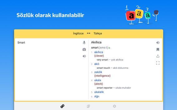 Yandex.Çeviri: çeviri ve çevrimdışı sözlük Ekran Görüntüsü 19