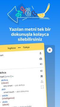 Yandex.Çeviri: çeviri ve çevrimdışı sözlük Ekran Görüntüsü 7