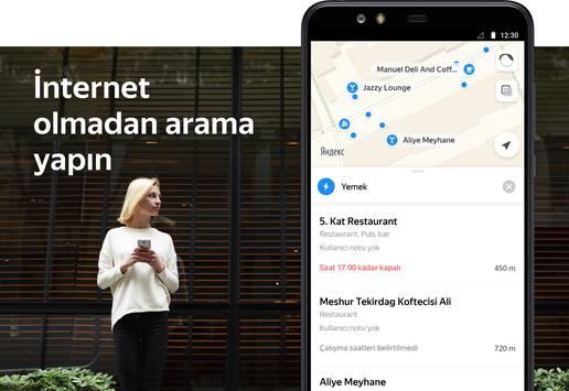 Yandex.Maps gönderen