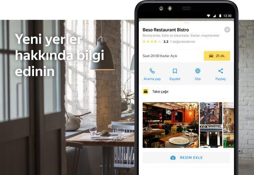 Yandex.Maps Ekran Görüntüsü 1