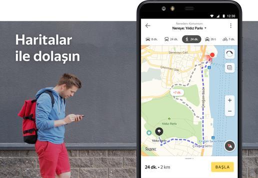 Yandex.Maps Ekran Görüntüsü 3