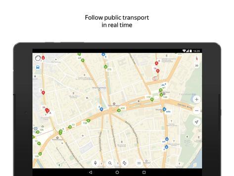 Яндекс.Карты скриншот 13