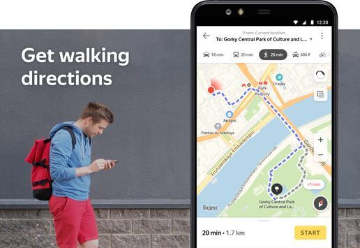 Yandex.Maps स्क्रीनशॉट 5