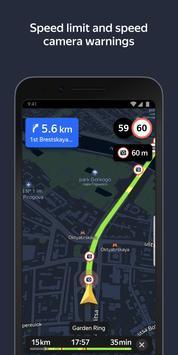 Yandex.Navigator screenshot 3