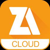 ZArchiver Cloud Plugin ikon
