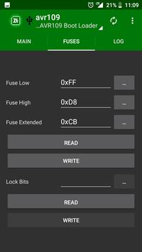 ZFlasher AVR syot layar 2
