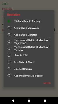 Urdu Quran screenshot 5