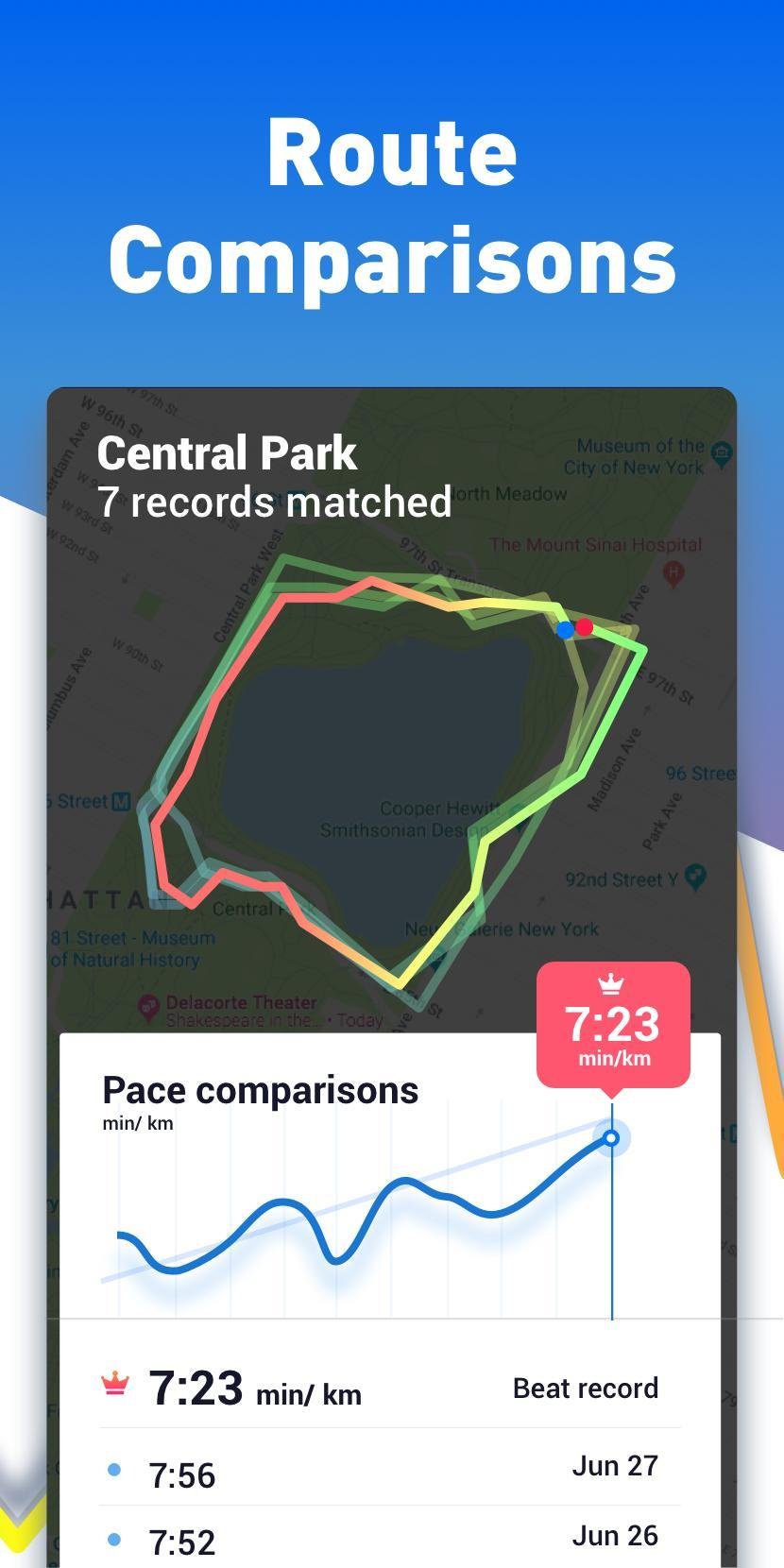 Running App - Run Tracker with GPS, Map My Running for ... on keeper app, spark people app, running app, map with legend scale title, alarm clock plus app, gym hero app, cyclemeter heart app, mio heart monitor app, gain fitness app, light magnifier app, star chart app,
