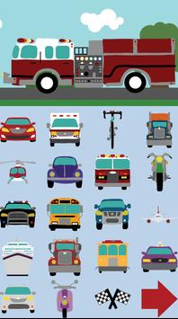 Toddler Cars Poster