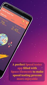 Internet Speed Test - 4G, LTE, Wifi Speed Test screenshot 1