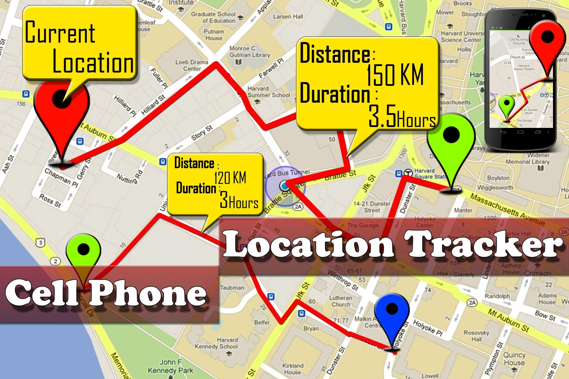 Track A Cell Phone Location By Number >> Cell Phone Location Tracker For Android Apk Download