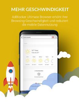 AdBlocker Ultimate Browser Screenshot 6