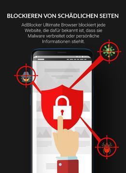 AdBlocker Ultimate Browser Screenshot 3