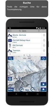 Outdoor and Hiking Navigation screenshot 5